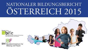 National Education Report Austria 2015